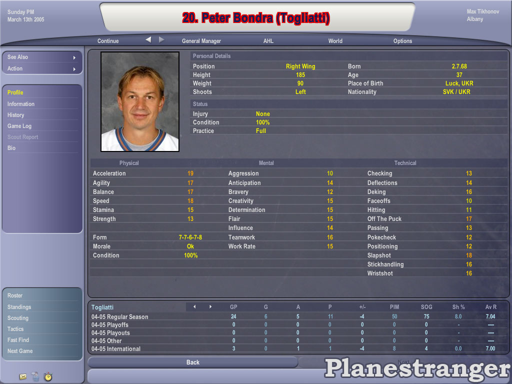 Nhl Eastside Hockey Manager 2005 Tips To Lose Weight - image 4