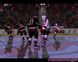 NHL 2002 скиншот