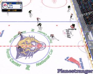 NHL 2002 скриншот