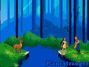 Dysney's Pocahontas screenshot