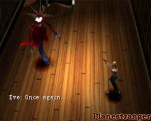 Parasite Eve screenshot