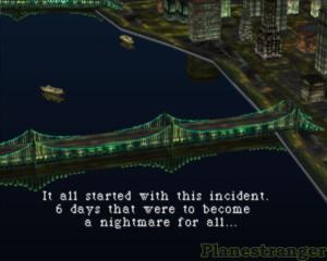 Parasite Eve screenshot