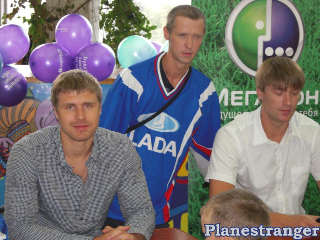 Брызгалов и Кошечкин