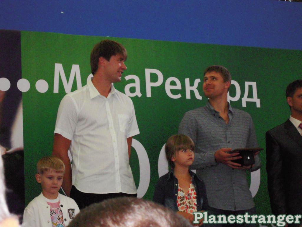 Василий Кошечкин и Илья Брызгалов