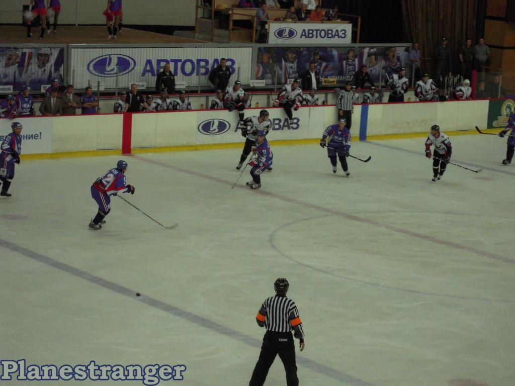 хоккей кубок lada
