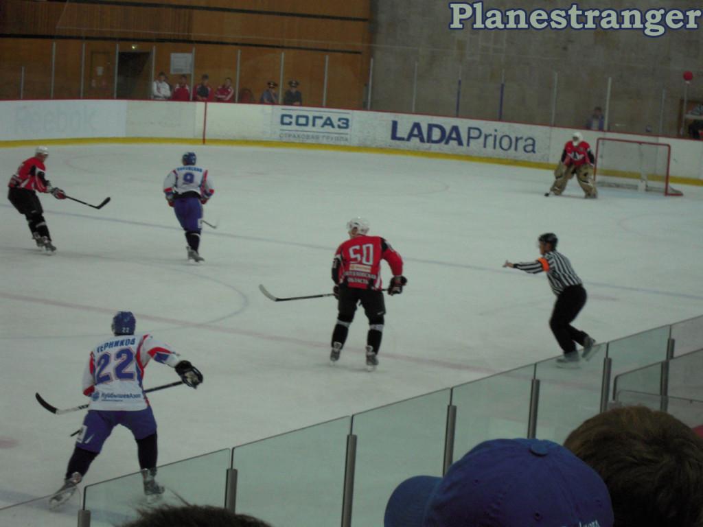 Хоккей, кубок Lada