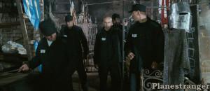 кадр из фильма Каникулы строгого режима