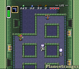 The Legend of Zelda: A link to the Past скриншот игры