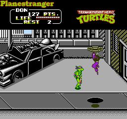 Teenage Mutant Ninja Turtles 2: The Arcade Game