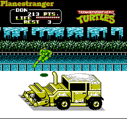 Teenage Mutant Ninja Turtles 2: The Arcade Game