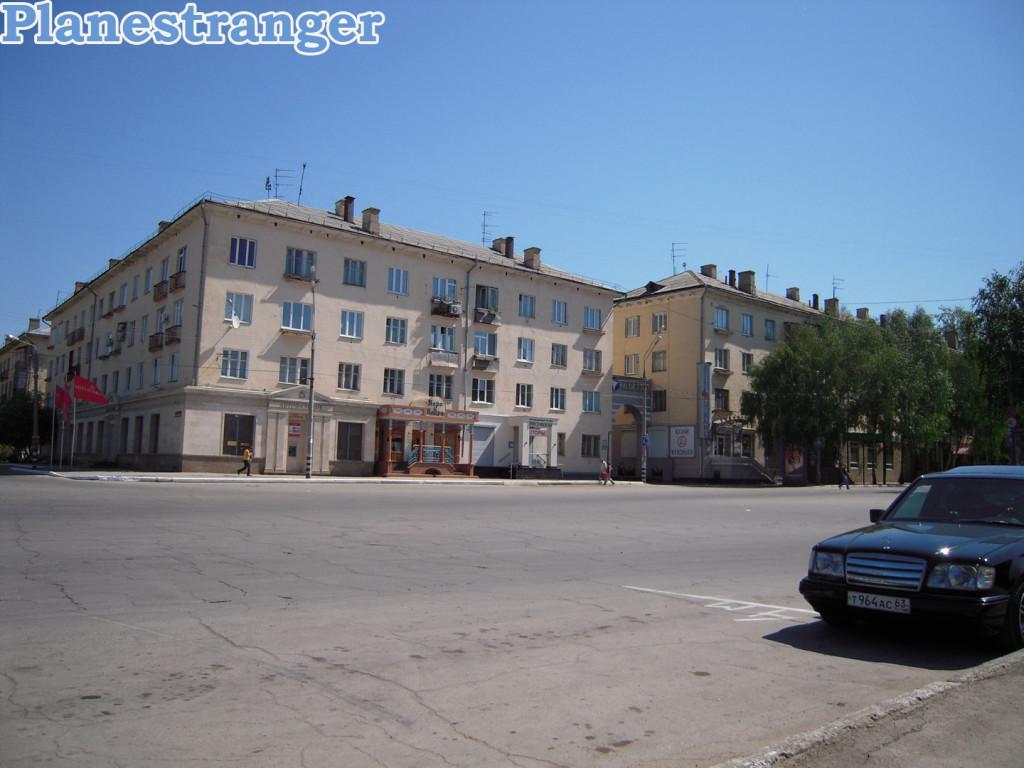 Тольятти старый город