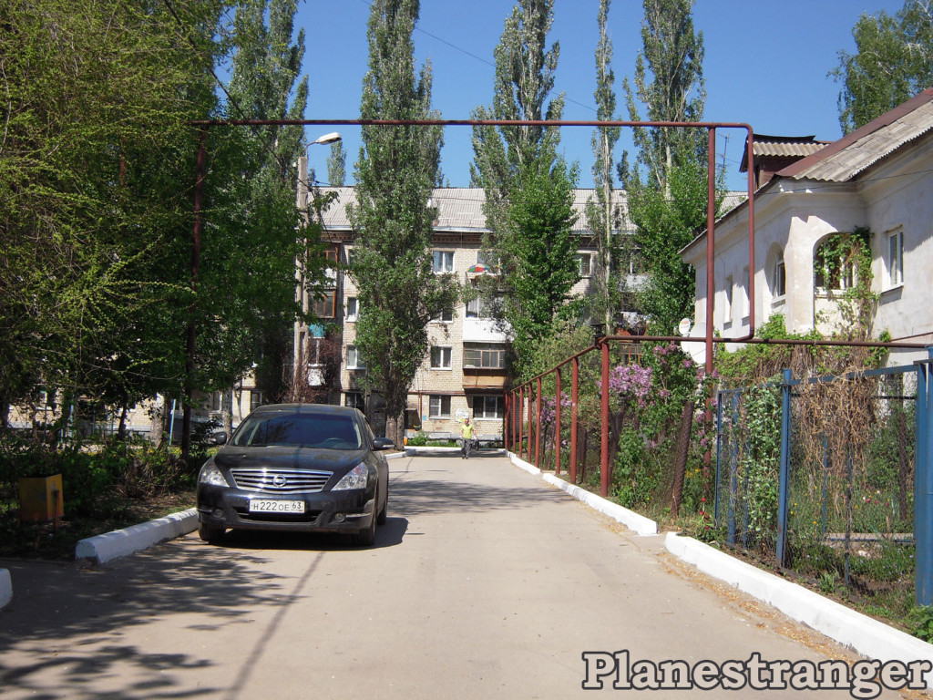 Тольятти - город контрастов