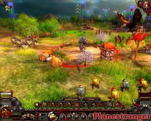 скриншот игры Кодекс войны
