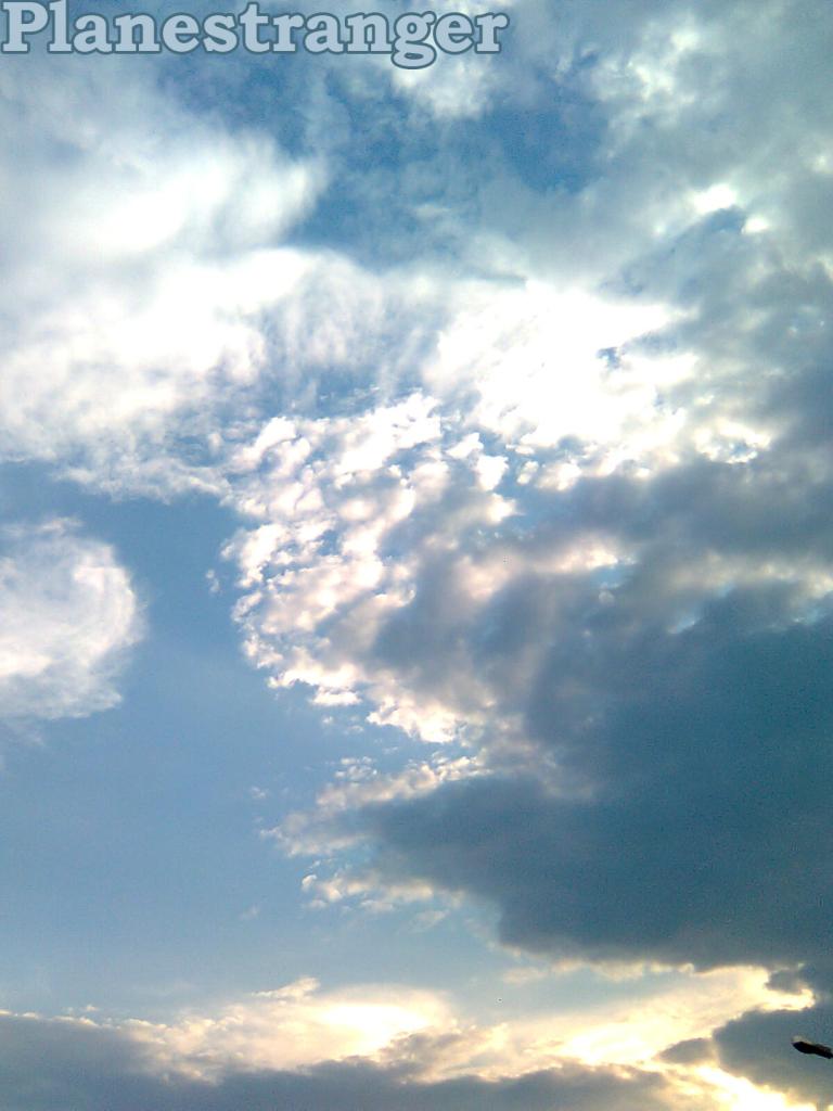 А над этим всем небо...