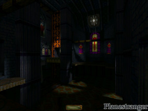 haunted cathedral thief gold game screenshot