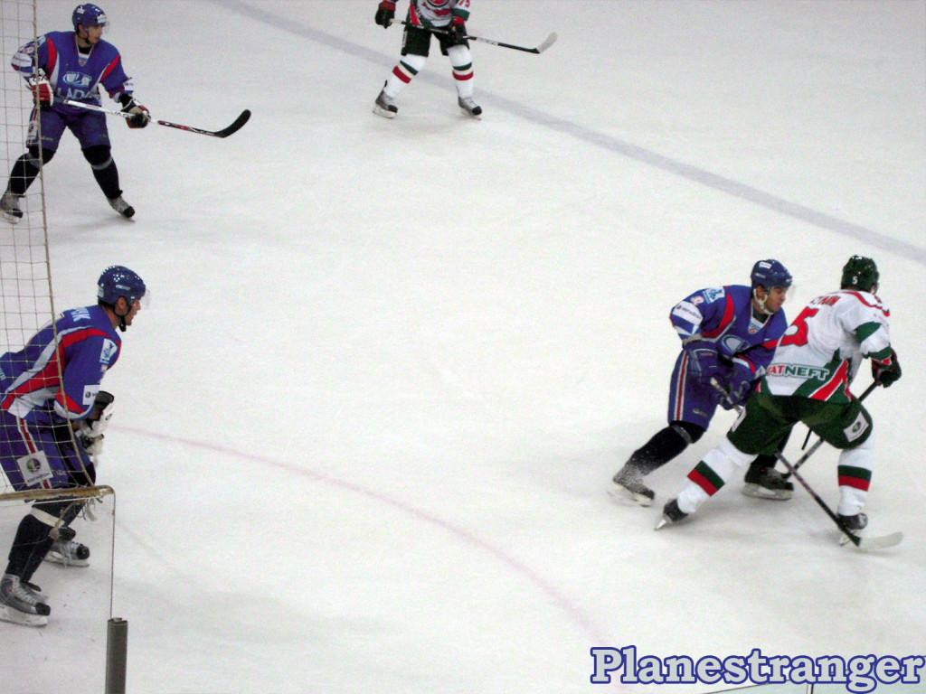 Лада Ак Барс хоккей