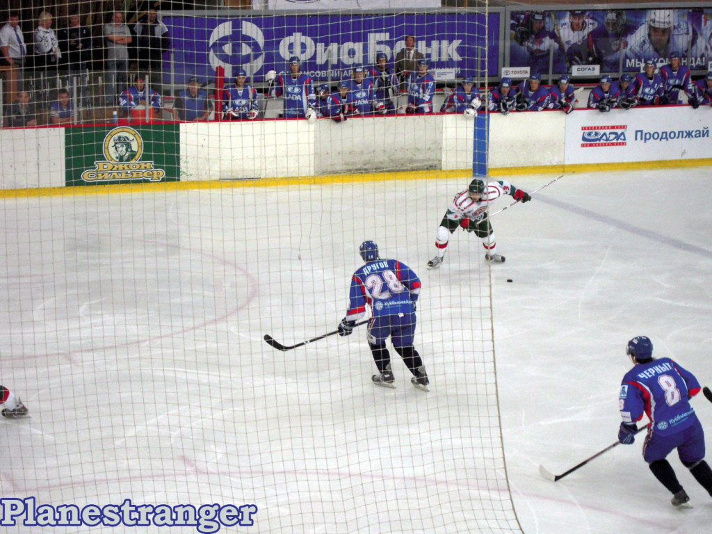 финал кубка lada 2009