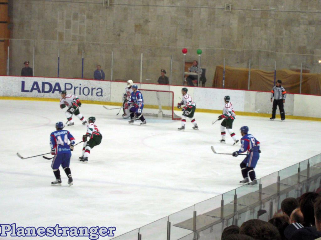Лада хоккей