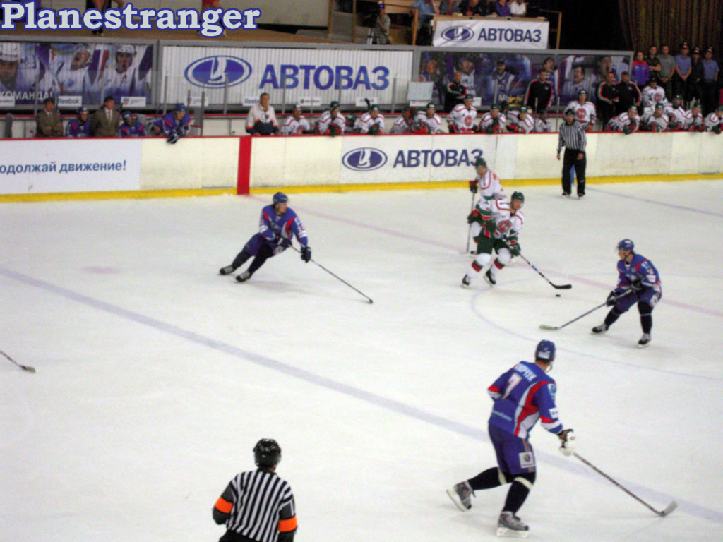 Лада Тольятти хоккей
