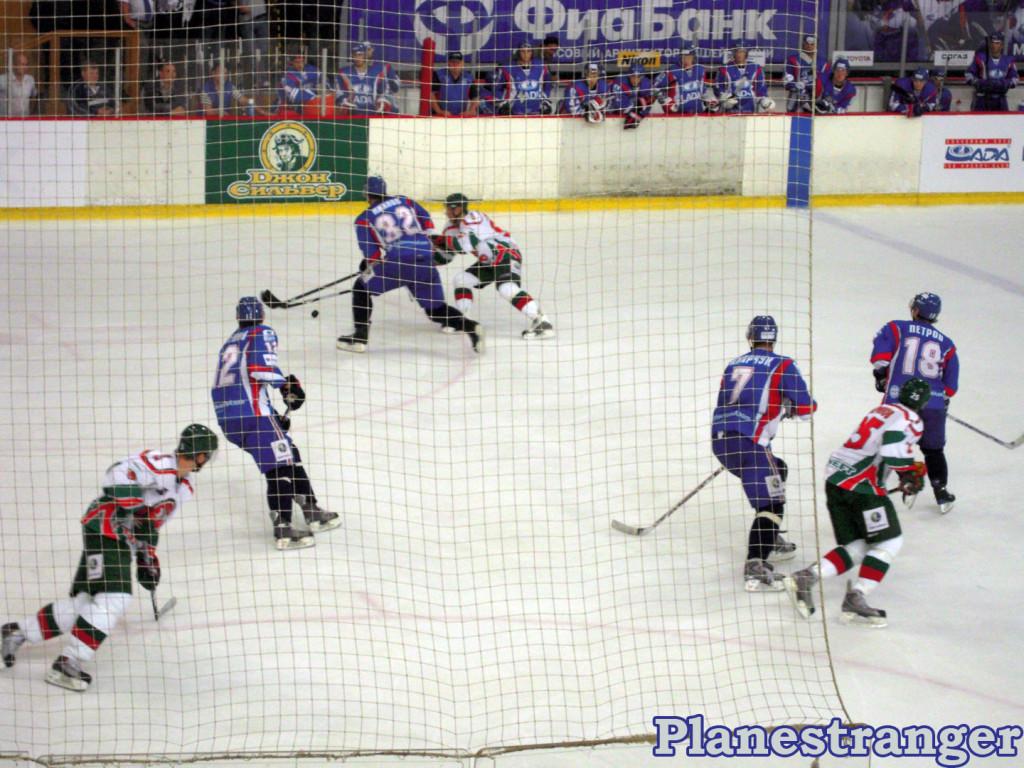 Тольятти хоккей
