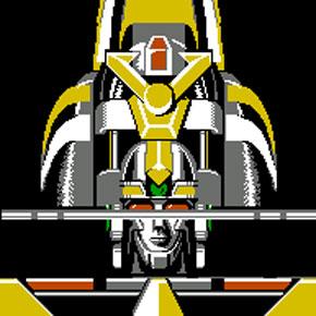Choujin Sentai Jetman - NES
