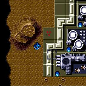 Dune: The Battle for Arrakis - Mega Drive