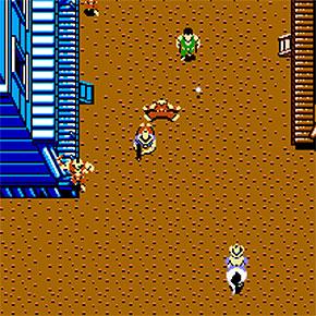 Gun.Smoke - NES