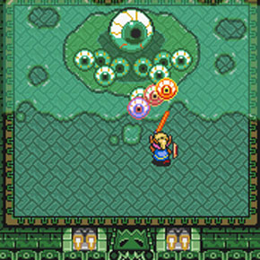 Legend of Zelda: A Link to the Past - SNES