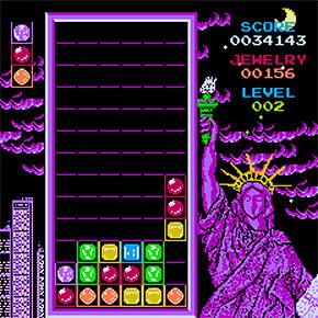 Magic Jewelry - NES