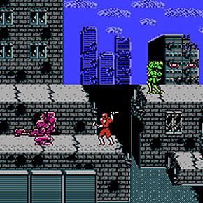 Ninja Crusaders - NES