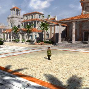 Петька 8: Покорение Рима - PC