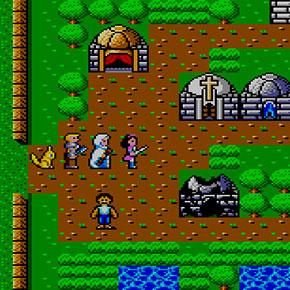 Phantasy Star - Master System