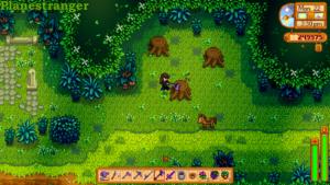 Скриншот игры Stardew Valley PC