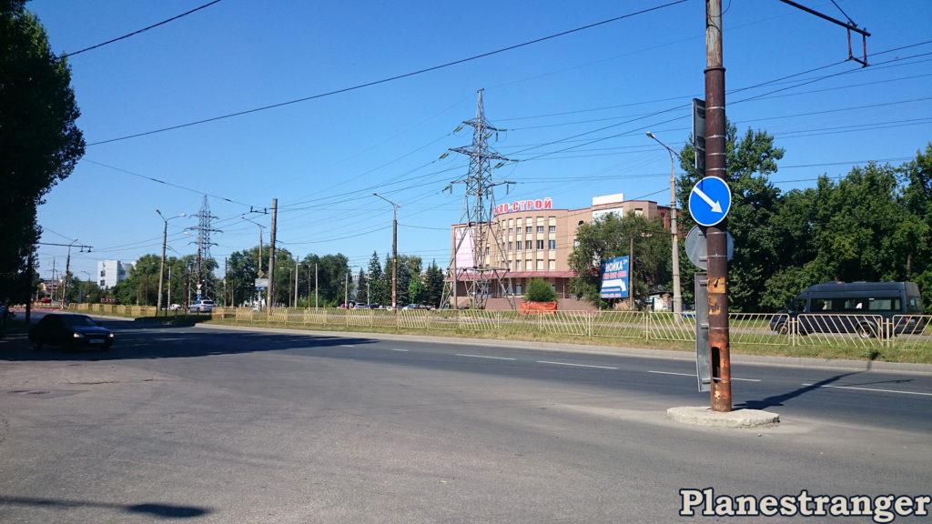 togliatti street view