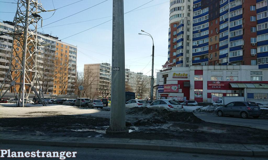 Streets of Samara