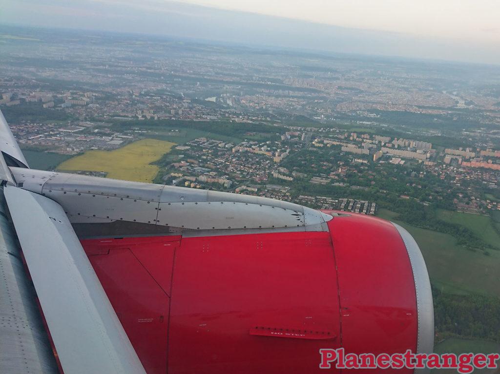 Чехия с высоты птичьего полёта