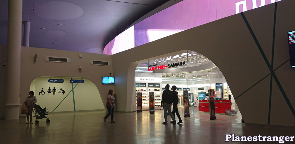 kurumoch airport inside аэропорт курумоч внутри