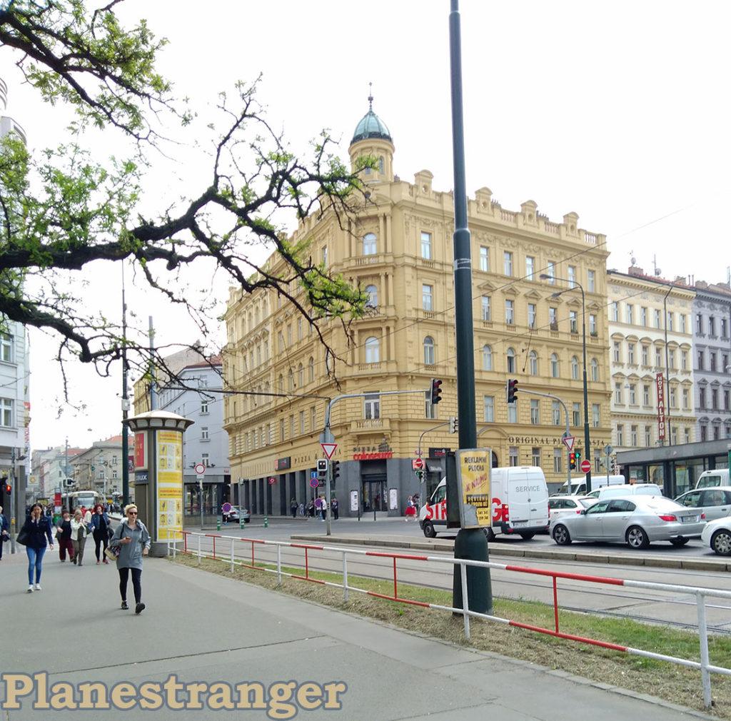 прага станция павлова prague pavlov station