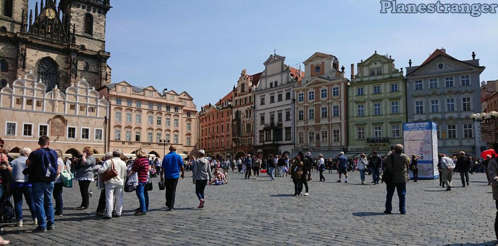 staroměstské náměstí praha old town square prague староместская площадь Прага