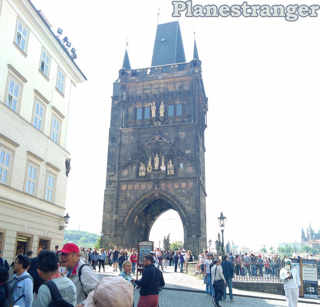 staroměstská mostecká věž Староместская мостовая башня Old Town Bridge Tower