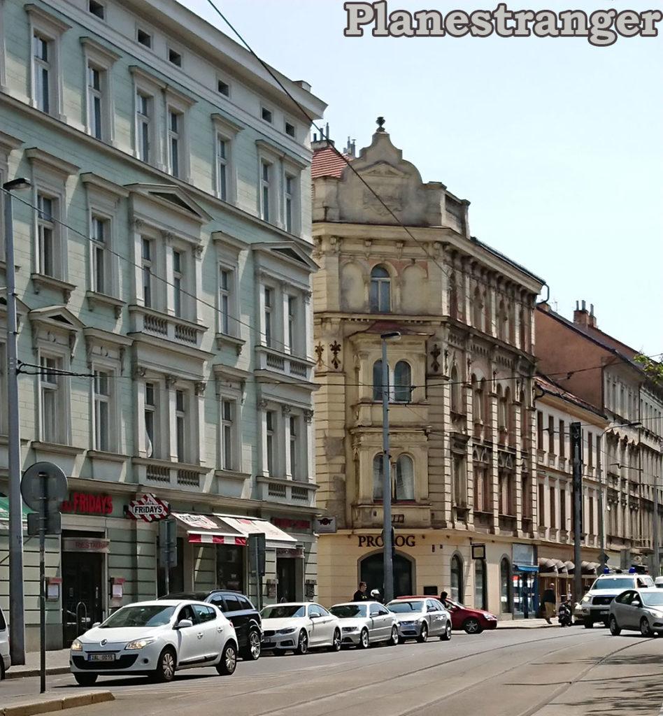 smichov prague street смихов улица прага