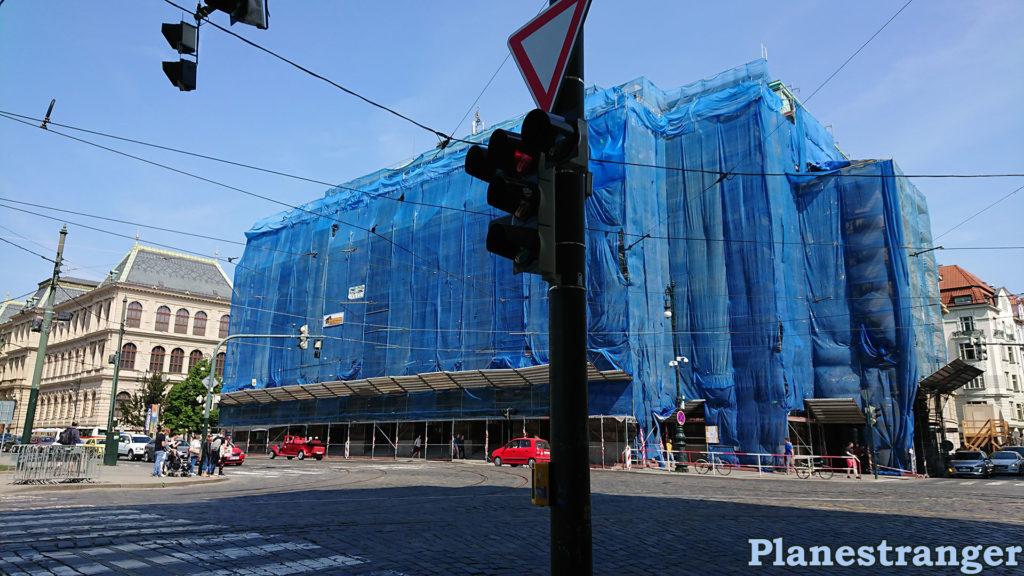 restoration prague прага реставрационные работы