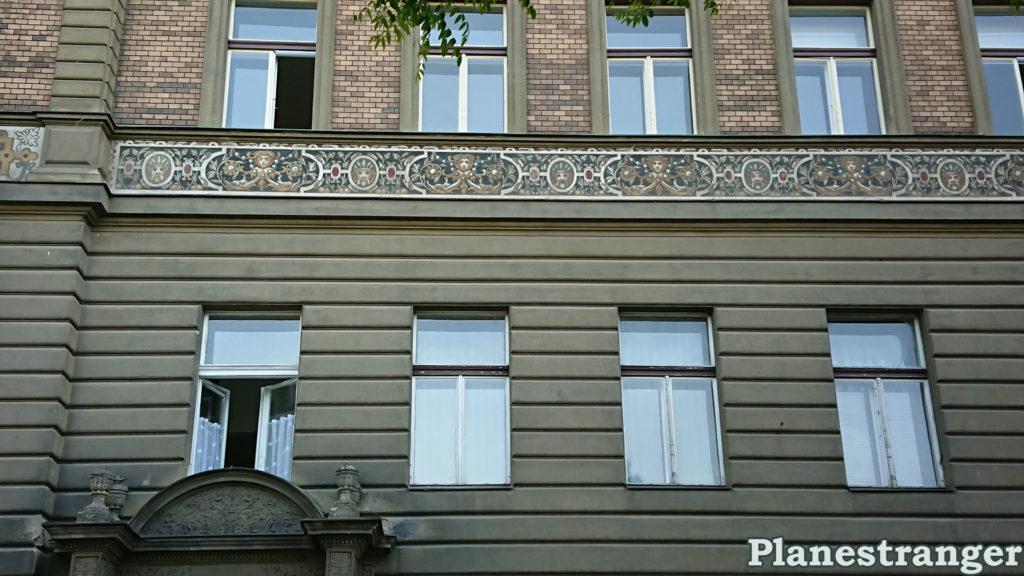 prague images on buildings прага росписи на стенах домов