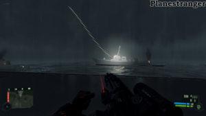 Скриншот игры Crysis PC 2007